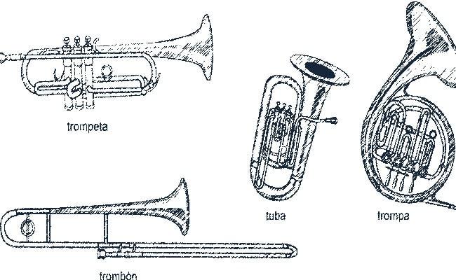 ejemplos de instrumentos de viento