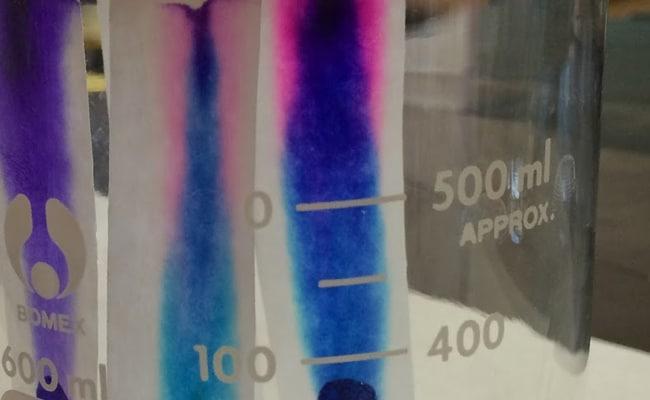 cromatografía, definición y explicación