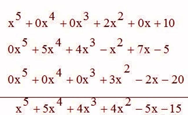 factorizacion de polinomios ejercicios resueltos