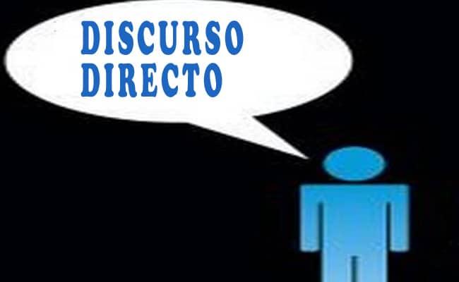 Discurso Directo E Indirecto Definición Frases