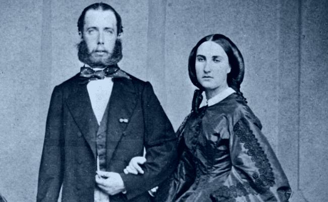 Maximiliano y Charlotte