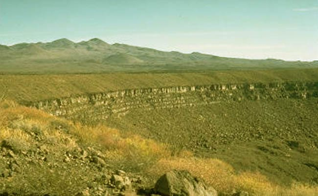 características y áreas de la Aridoamérica