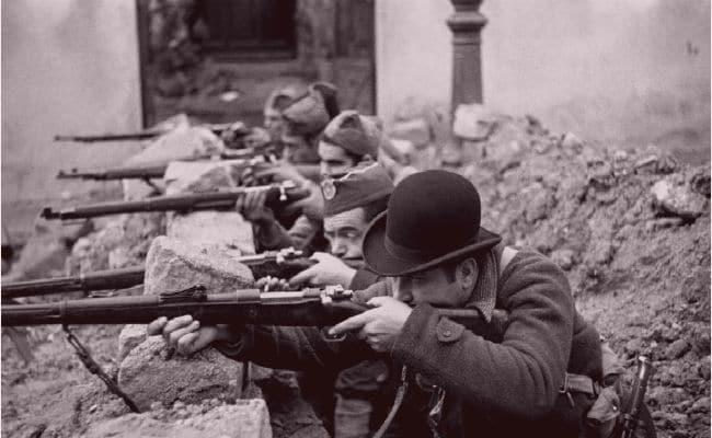 guerra civil española, causas