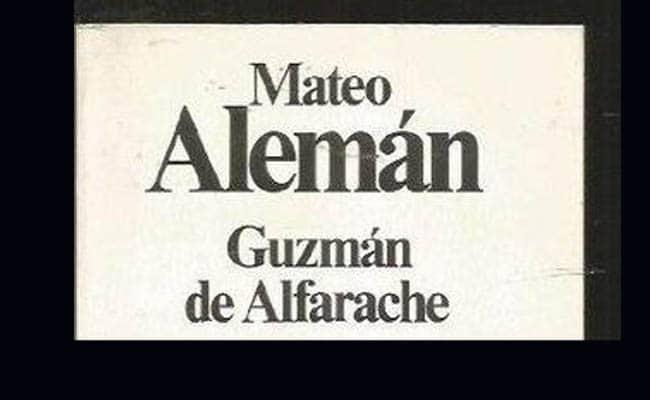 Mateo Alemán libros