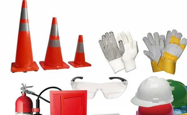 seguridad industrial ejemplos