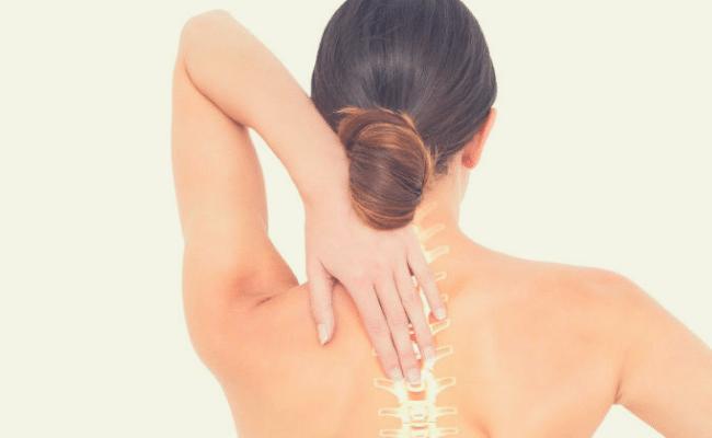 cuales son las partes de la columna vertebral