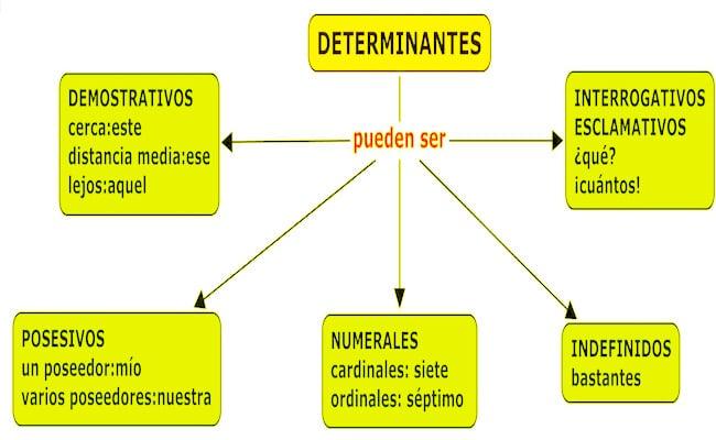Los determinantes en el idioma español. Una manera de dar sentido a una oración. Indican muchas condiciones, siendo importante conocerlos. ¡Entra!