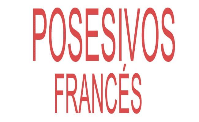 Cuáles Son Los Posesivos En Francés Tipos Y Ejercicios