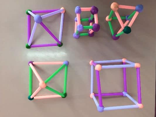 áreas y volúmenes de cuerpos geométricos