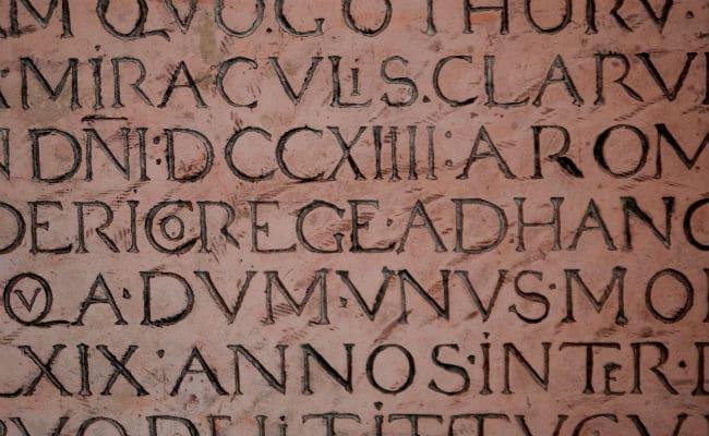 declinaciones latín