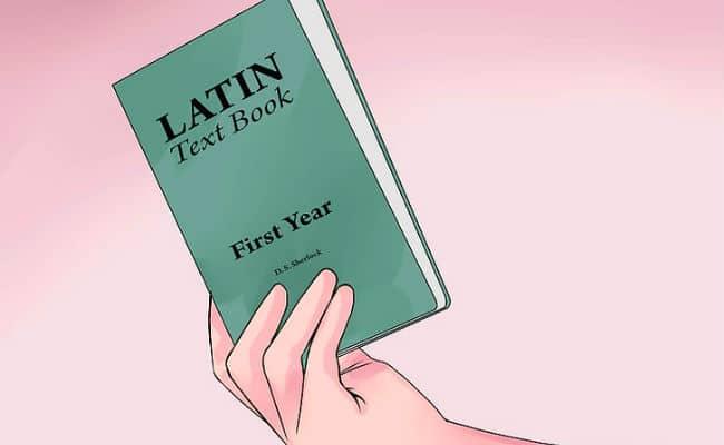 que son las declinaciones latinas