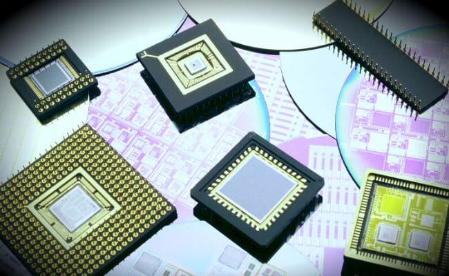 tipos de microprocesadores del mercado