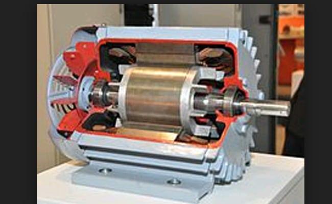 tipos de motores eléctricos de corriente continua