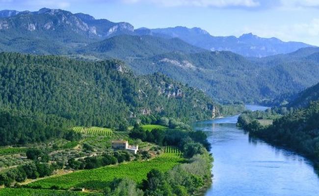 cuáles son los principales ríos del continente europeo
