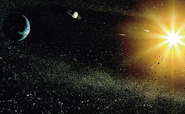 como se ha formado la estructura del universo
