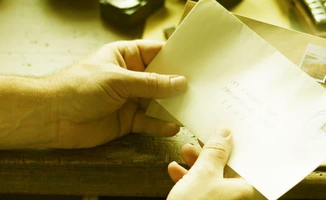 cómo hacer una carta