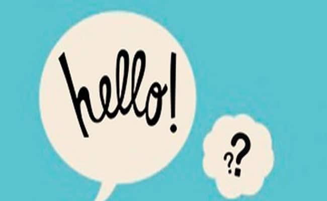 Conversaciones en inglés por Internet