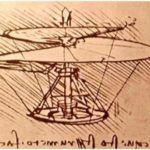 Autogiro de Da Vinci