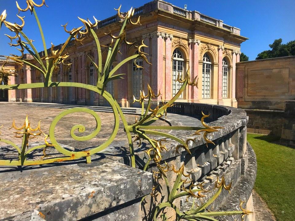 Trianon exterior