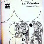 Libro antiguo de La Celestina