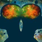 Dos mentes conectadas en el universo