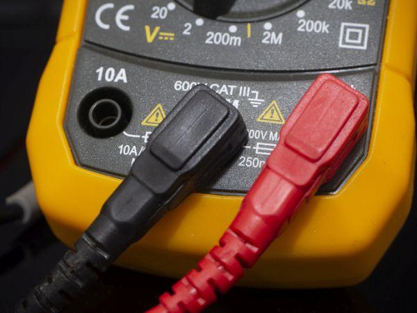 Equipo de medición eléctrica