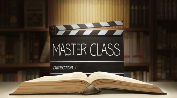 Master Class con libro