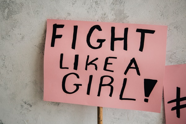 Lucha femenina